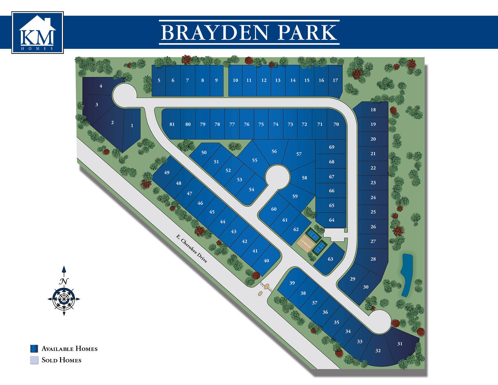 Brayden Park Km Homes