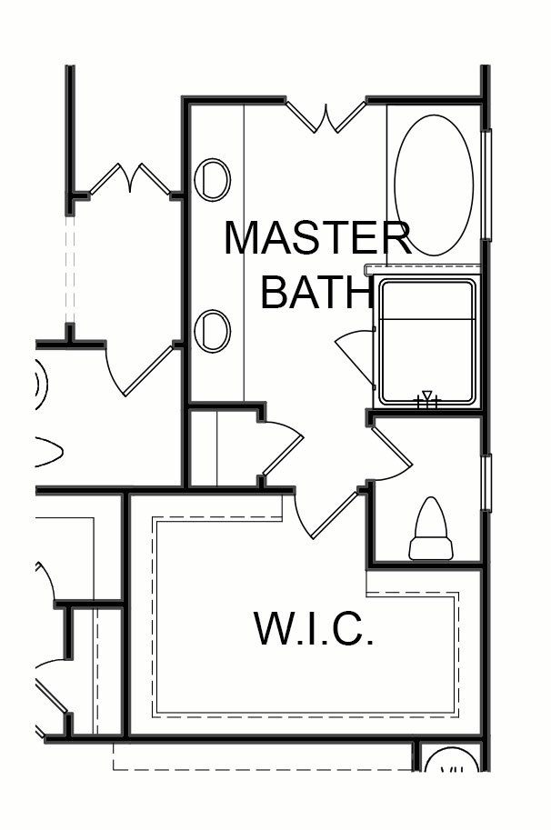 Foster First Floor Options