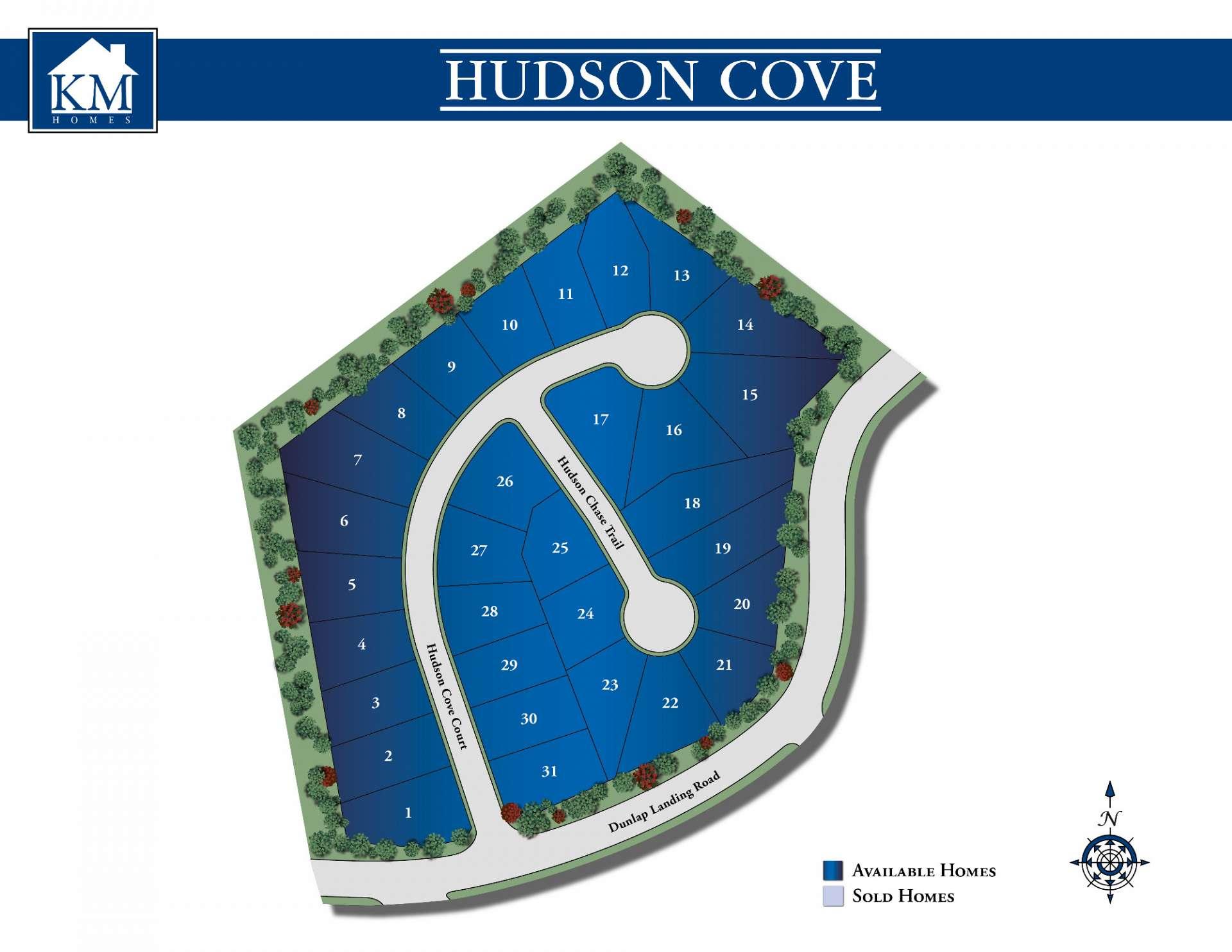 HudsonCove.Hmst
