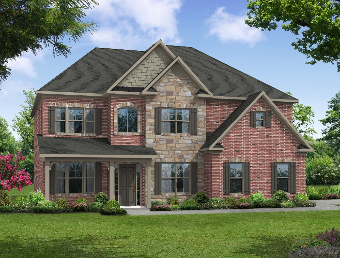 Madison km homes for Hickory flat