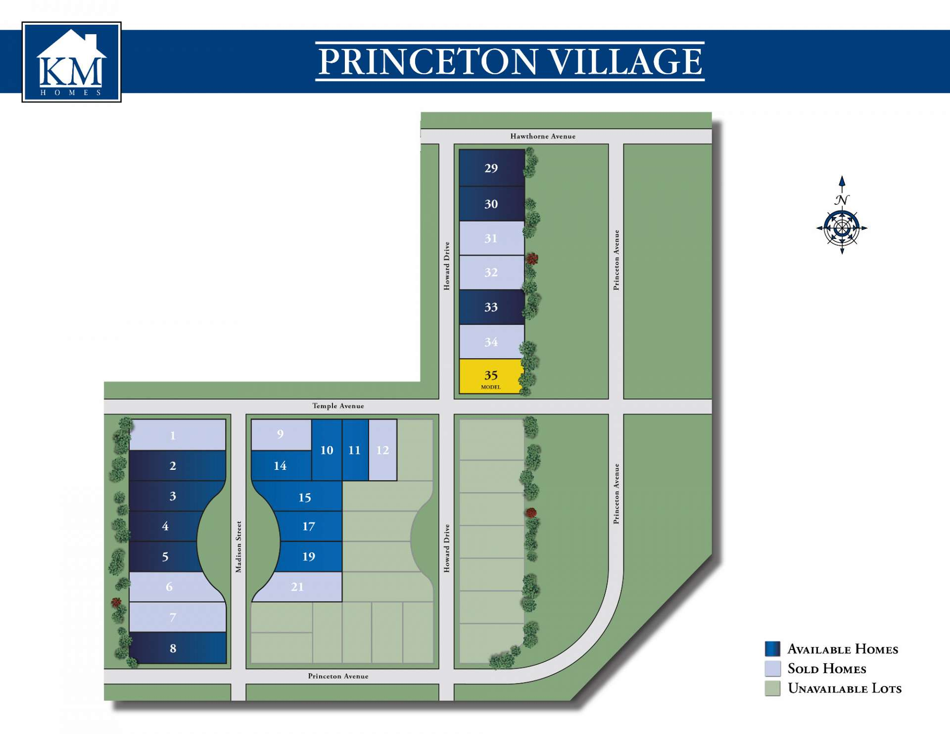 PrincetonVillage