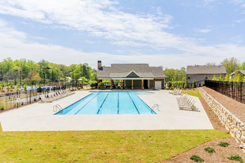 Junior Olympic Swimming Pool