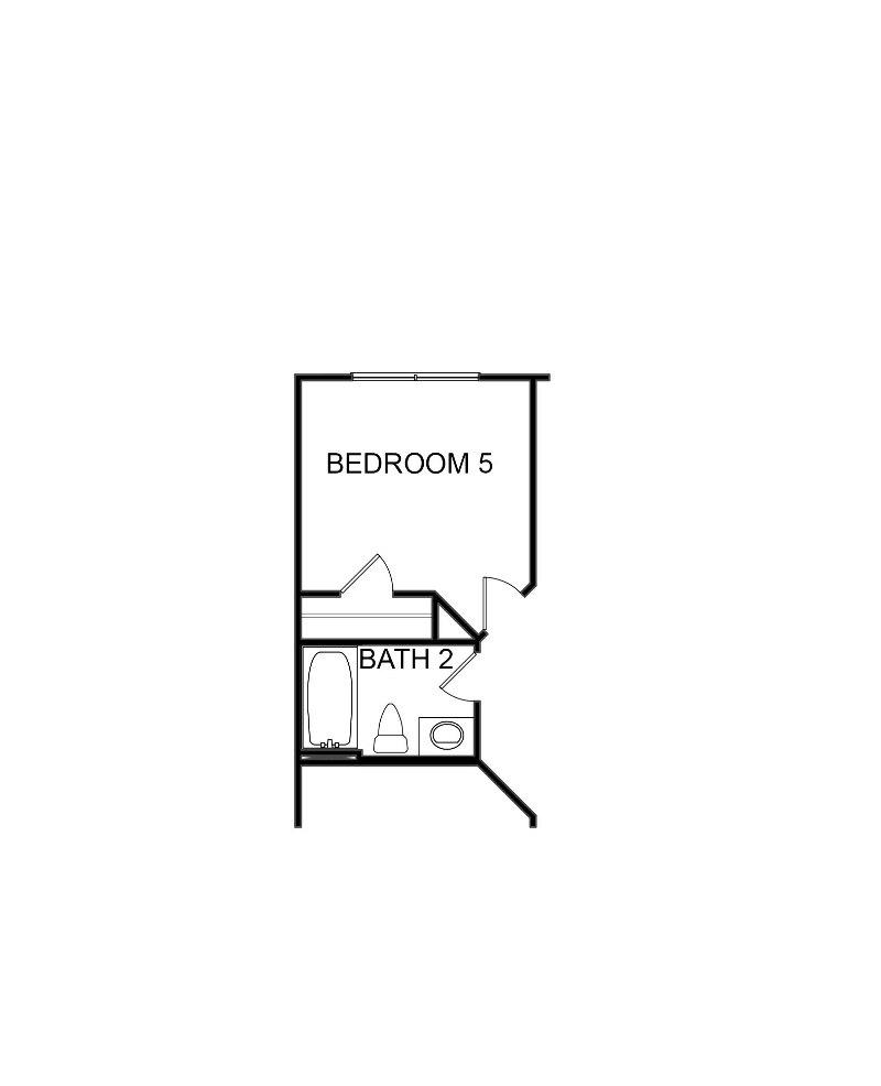 Glenwood First Floor Options