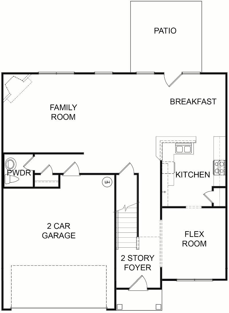 Stamford First Floor