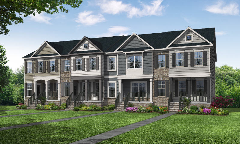 Princeton Village Townhomes