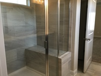 BD 54 master shower